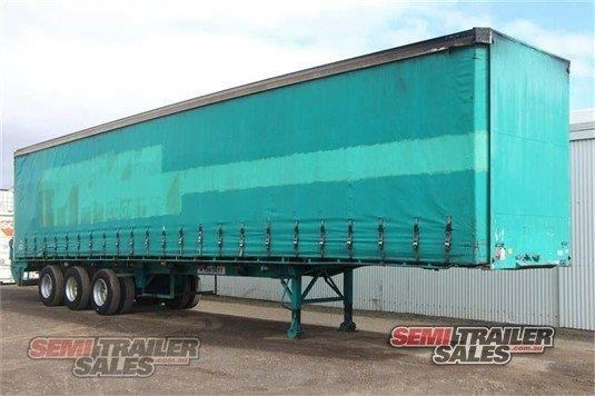 vawdrey semi 48ft curtainsider semi trailer 451969 002