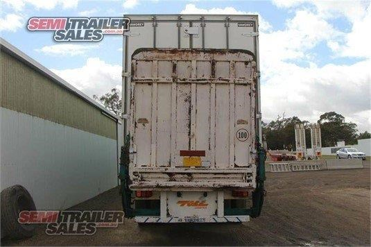 vawdrey semi 48ft curtainsider semi trailer 451969 005