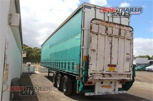 vawdrey semi 48ft curtainsider semi trailer 451969 013