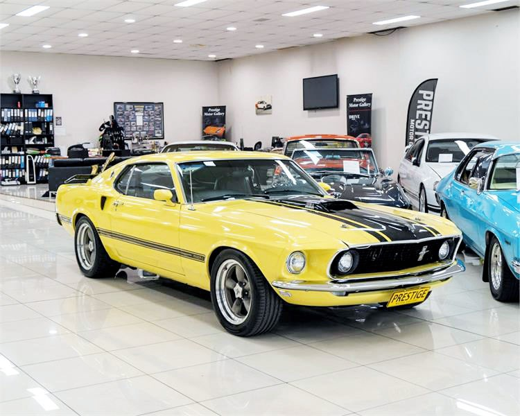 ford mustang 809534 001