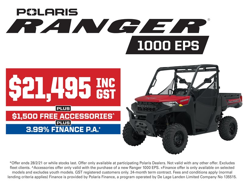 polaris ranger 1000 eps 783460 001