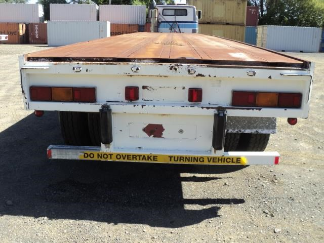 krueger 45ft flat top semi trailer 828685 002