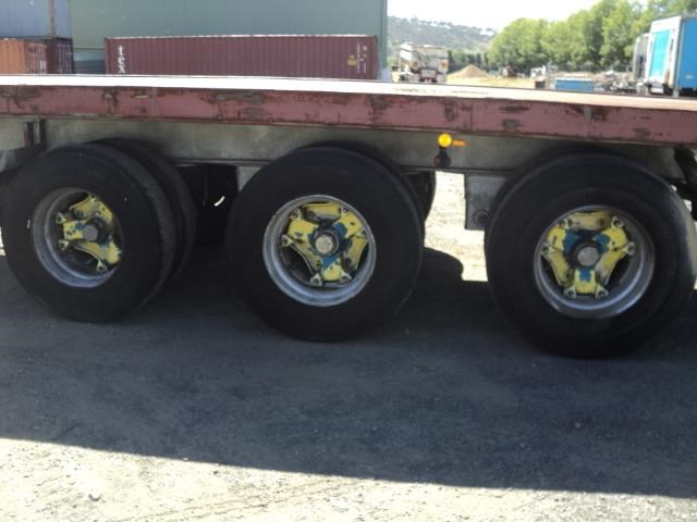 krueger 45ft flat top semi trailer 828685 010
