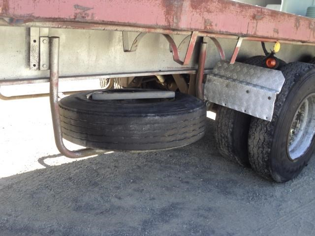 krueger 45ft flat top semi trailer 828685 011