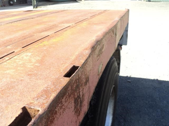 krueger 45ft flat top semi trailer 828685 014