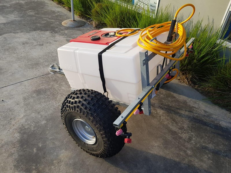 inex 200l atv sprayer 828745 002