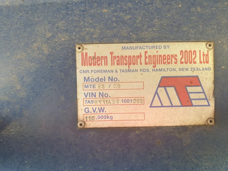 modern transport 5 row of 8 drop bed link wing 832521 003