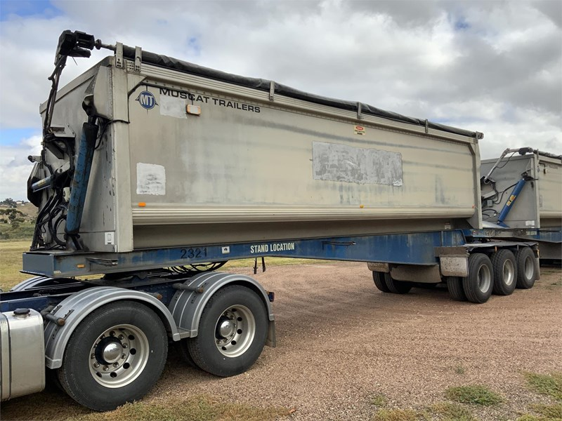 muscat mt2103 b double side tippers 835992 027
