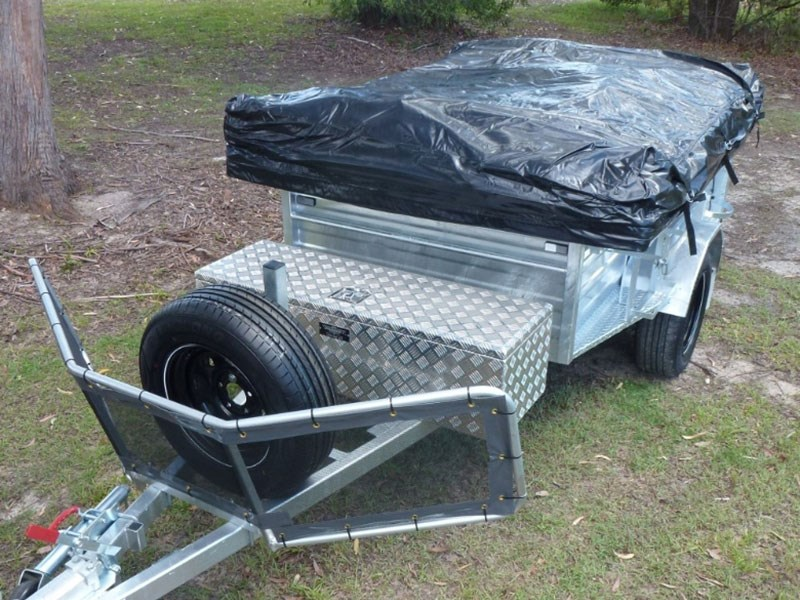Emu Camper Trailers SUV Roader (Semi Off-Road) Camper