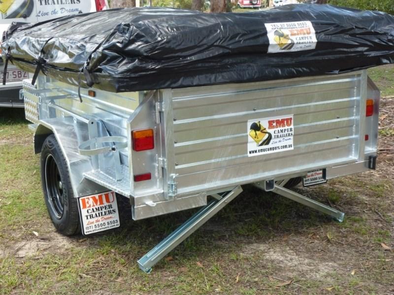New Emu Camper Trailers Suv Roader Semi Off Road Camper Camper