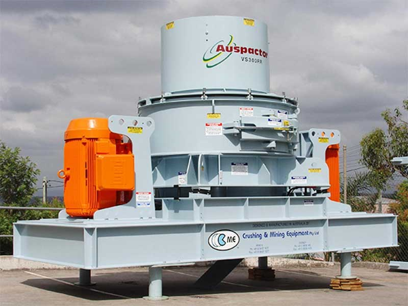 CME Auspactor VSI Crusher