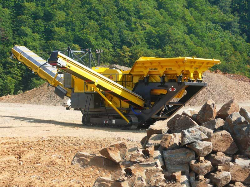 Gipo B1170 Jaw Crusher