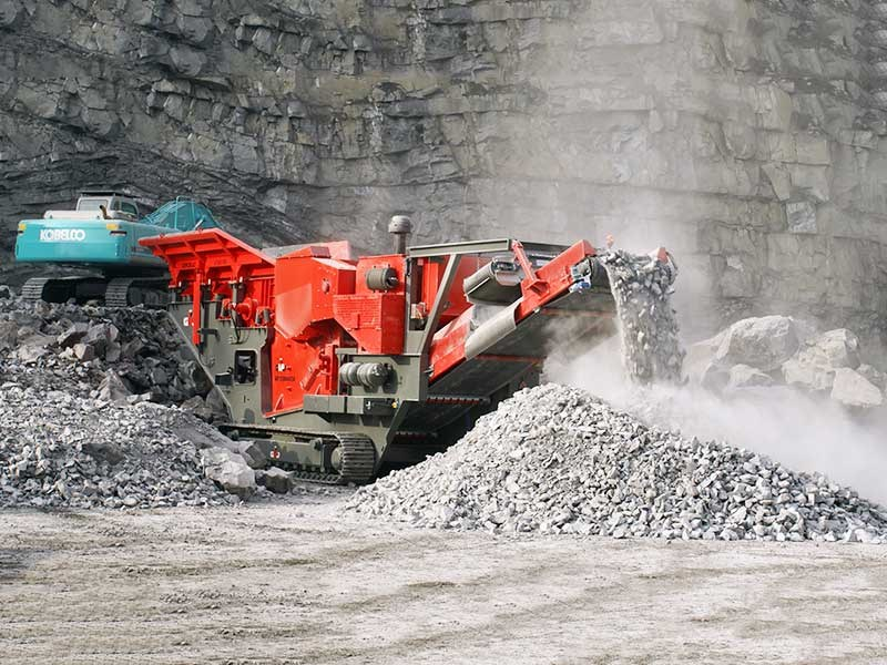 Gipo B1385 S Jaw Crusher