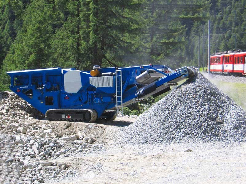Gipo 1330 x 850 Jaw Crusher