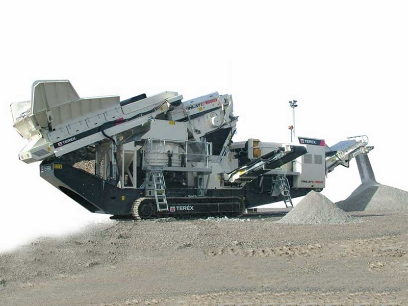 Terex Finlay Cone Crusher