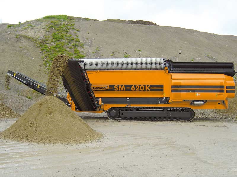 Doppstadt SM620K Trommel Screen