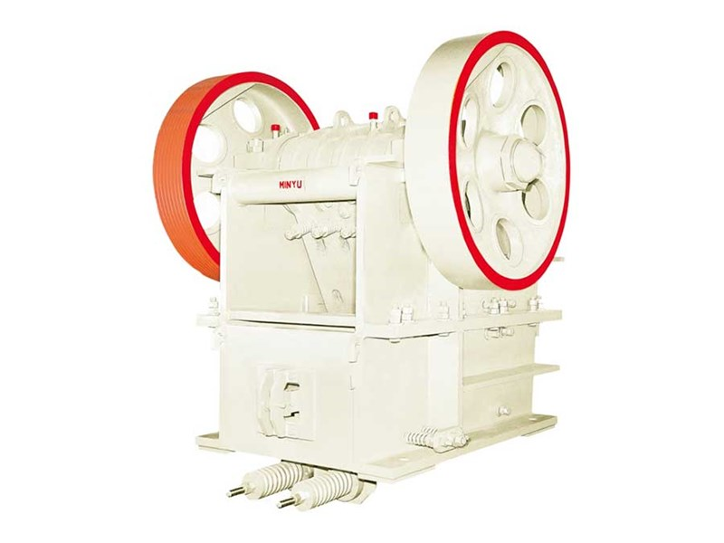 Minyu MS Type Jaw Crushers