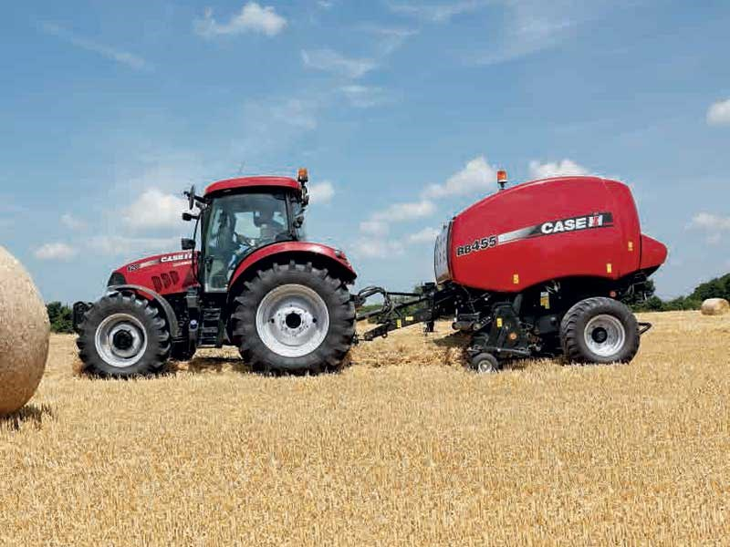 New CASE IH RB455 Hay Tools for sale