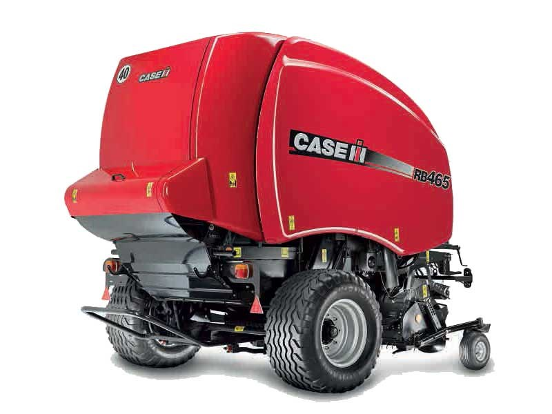 New CASE IH RB465 RC Hay Tools for sale