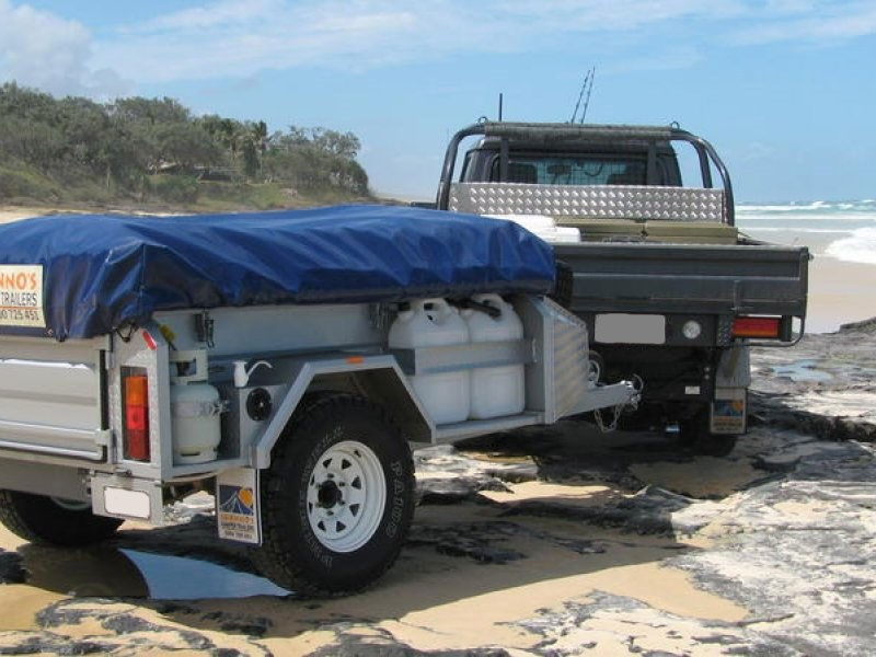 Johnno's Camper Trailers Evolution