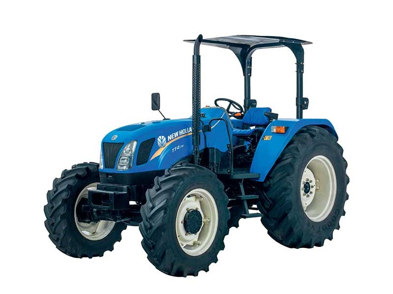 New Holland 75hp 4x4 Tractors : New holland tt wd rops tractors for sale