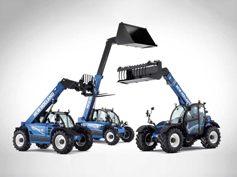 New Holland LM Series Telescopic Handler