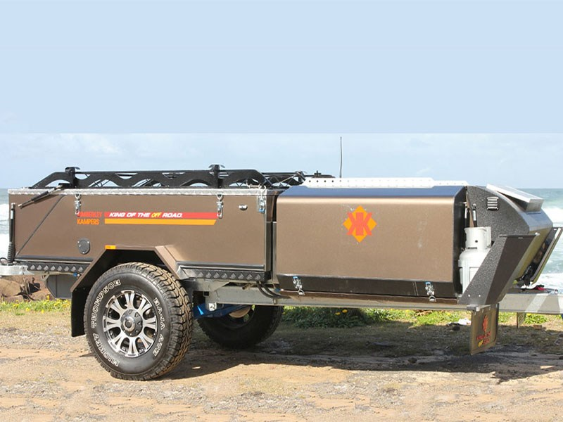 Kimberley Kampers Special Edition Offroad
