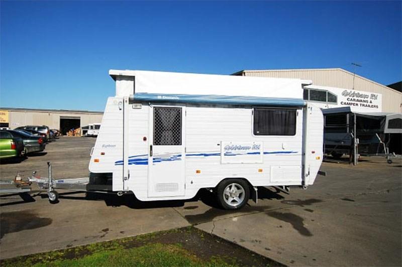 new goldstream rv 15 39 cutaway off road caravans for sale. Black Bedroom Furniture Sets. Home Design Ideas
