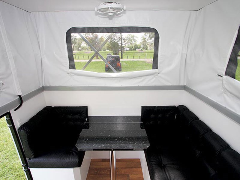 Lifestyle Camper Trailers Reconn Hypercamper