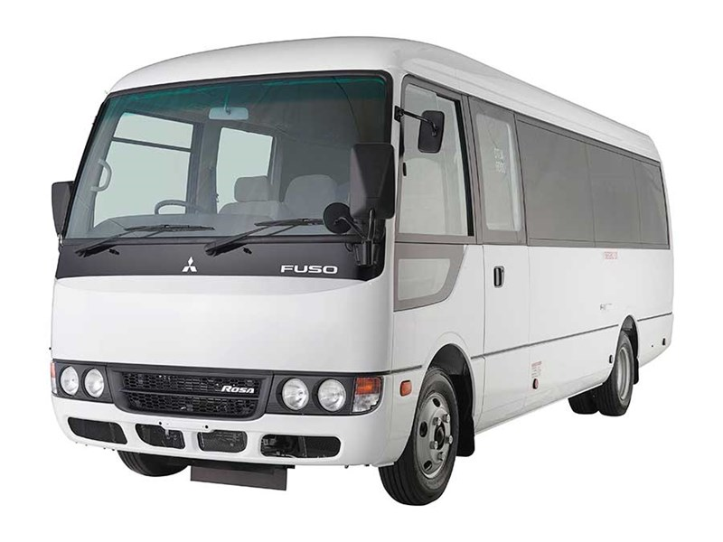 New Fuso Rosa Standard Buses For Sale