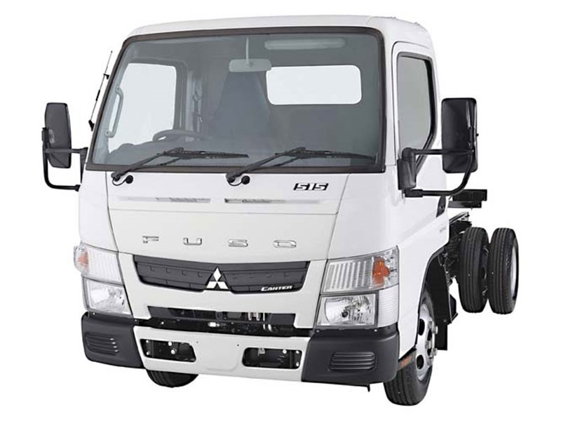 Fuso Canter 515 City Cab