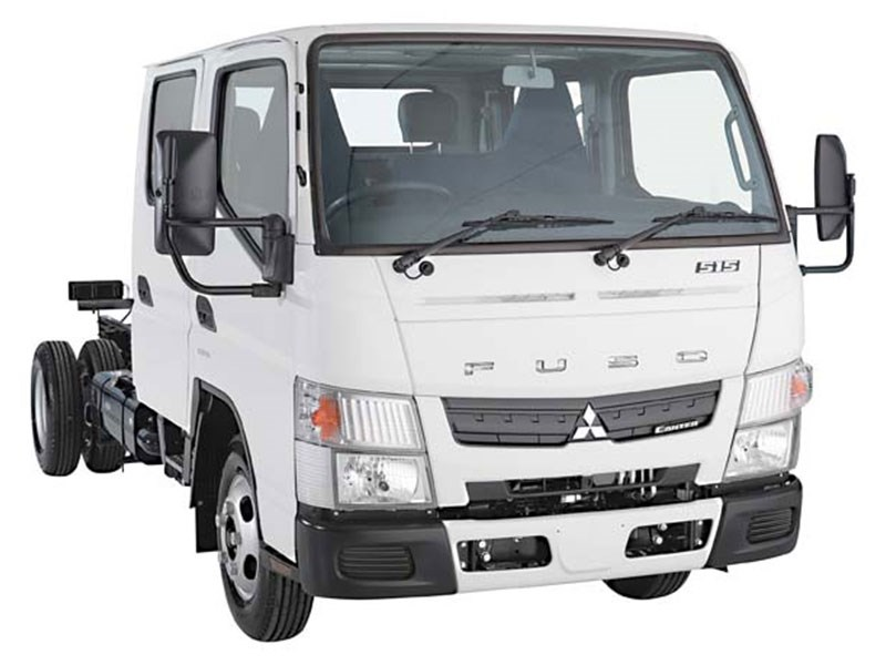 Fuso Canter 515 City Crew