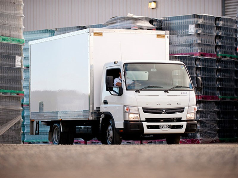 Fuso Canter 615