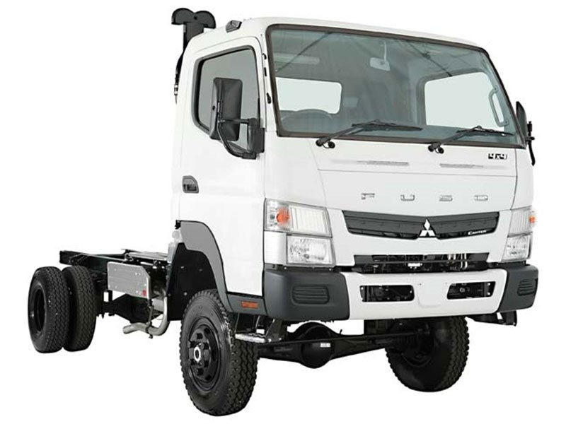 Fuso Canter 715 4x4