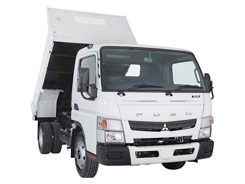 Fuso Canter 715 Tipper