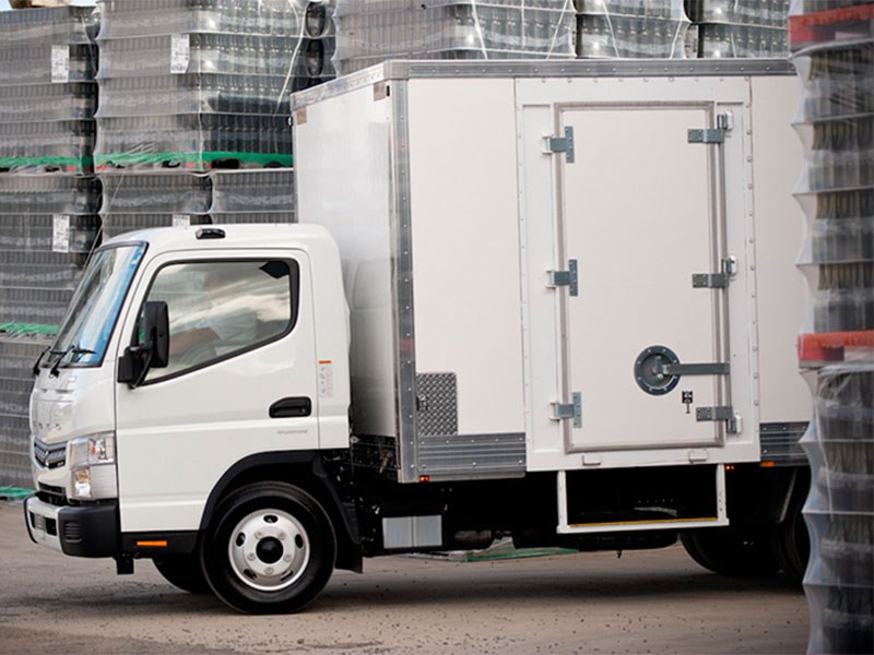 Fuso Canter 815