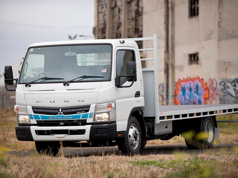 Fuso Canter 815 Eco Hybrid