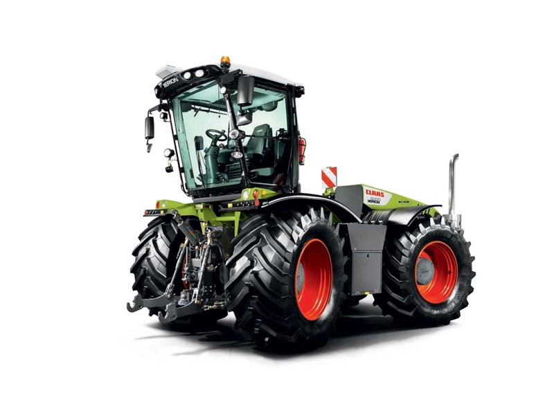 Lieblings New CLAAS XERION 5000 TVC Tractors for sale @DT_38