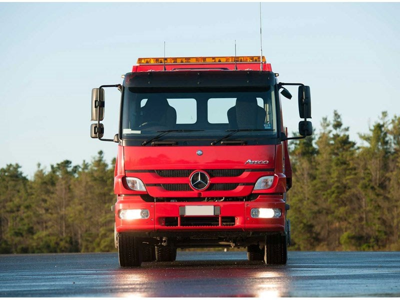 Mercedes-Benz Atego 1624 L 4x2 Rigid