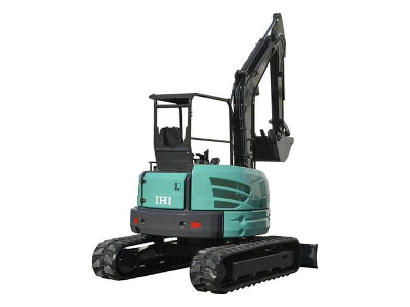 ihi macchine /IHI Corporation IHI-45V4-Mini-Excavator-1