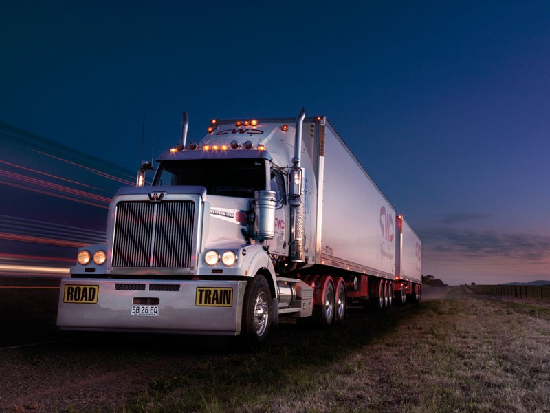 Western Star Constellation 4800FXB