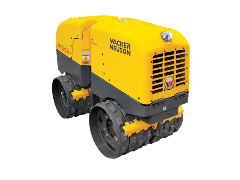 Wacker Neuson RT SC3 Remote Controlled Roller