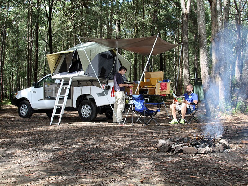 Toyota Hilux Expedition V1 Camper Price ✓ The Amazing Toyota