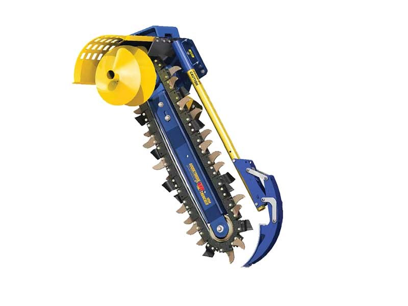 Auger Torque XHD 1200 Trencher