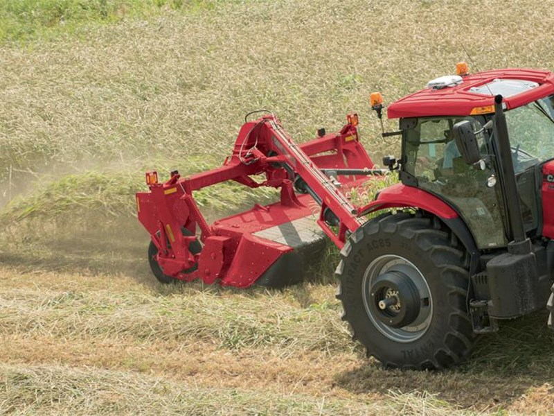 New CASE IH DC133R TRAILED Hay Tools for sale