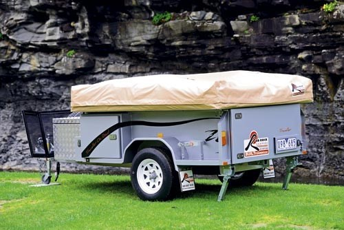 Red Rock Traveller Off Road Camper Trailer