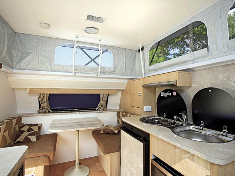Goldstream RV 12' Mini