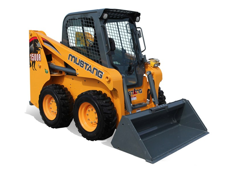 Mustang 1500R Skid Steer Loader