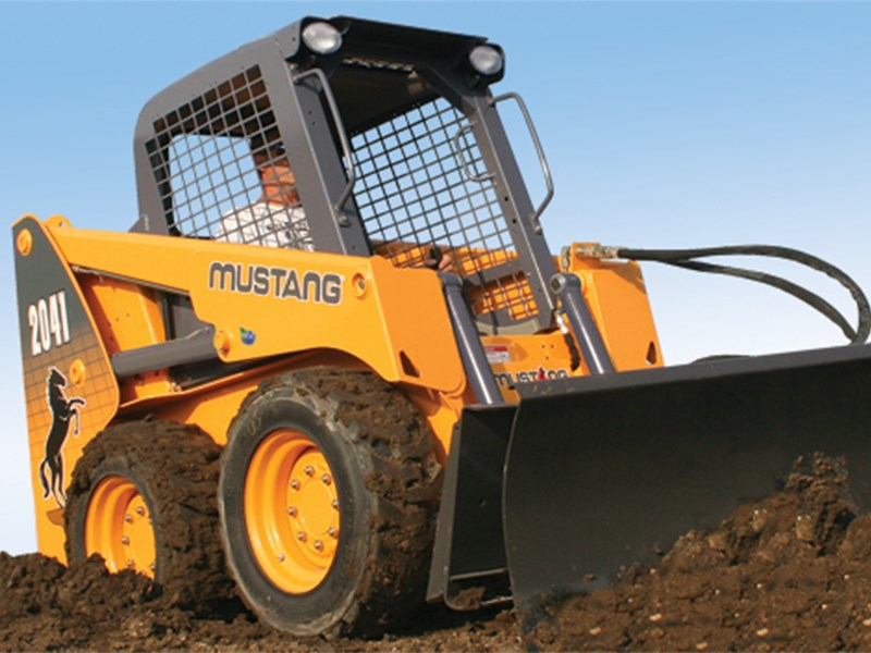 New MUSTANG 2041 Loaders for sale
