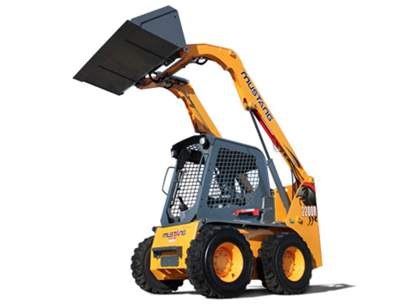 Mustang 2200R Skid Steer Loader
